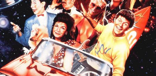 annette Funicello frankie avalon back to the beach movie poster rare bob denver rare promo