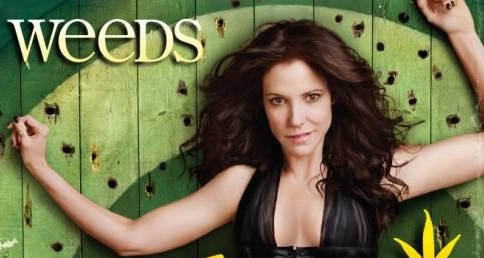 Weeds season 8 rare promo header photo hot sexy mary louise parker photo hunter parrish broadway