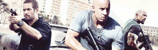 fast and furious seven banner paul walker vin diesel dwayne johnson rare promo hot sexy photo fast and furious