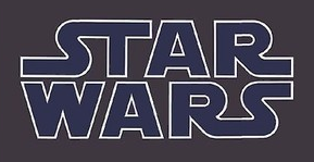 star wars logo rare promo Star wars header rare promo han luke leia rare promo carrie fisher harrison ford