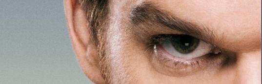 Dexter season 8 promo photo poster header rare michael c hall promo