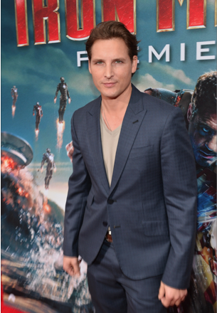 peter facinelli on the red carpet at the iron man 3 world movie premiere hot sexy tony stark pepper potts