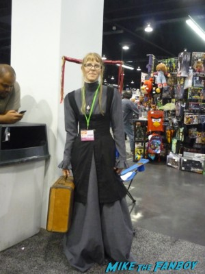 Witch Hunter Witch Hunter Robin cosplay wondercon 2013 hot