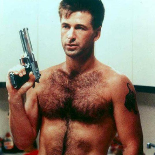 alec-baldwin shirtless naked rare hairy chest photo young promo muscle rare photo shoot Alec baldwin rare header promo photo shoot hot sexy smoking promo photo shoot