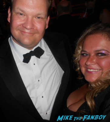 andy_richter signing autographs for fans photo rare promo signed autograph rare