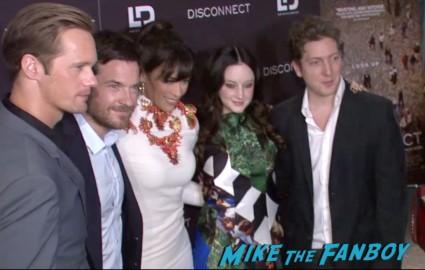 disconnect movie premiere new york red carpet alexander skarsgard jason bateman (7)