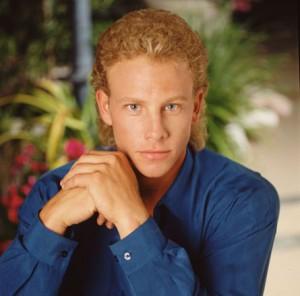 ian ziering rare press promo photo 90210 hot sexy blonde fratboy steve sanders hottie