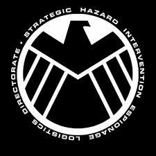 Marvel's S.H.I.E.L.D. Series logo rare clark gregg joss whedon rare