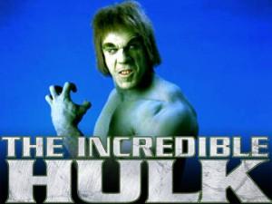 the incredible hulk lou ferrigno the incredible hulk promo photo green monster muscle stud promo still photo