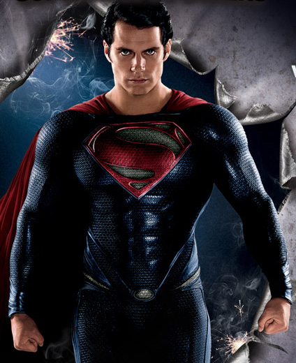 man of steel henry cavill hot sexy muscle rare promo photo abs muscle flex rare promo kelloggssupermanmanofsteel