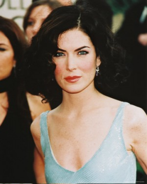 Laura Flynn Boyle hot sexy rare red carpet photo before plastic surgery hot twin peaks rare