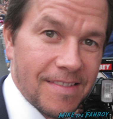 mark wahlberg fan photo signing autographs for fans rare hot sexy rare promo Marky Mark hot sexy shirtless naked rare armpit muscle rare promo marky mark wahlberg good vibrations walk on the wildside calvin klein underwear