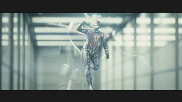 Ant-Man Concept Art behind the scenes still rare promo hot rare marvelphasetwopreview8