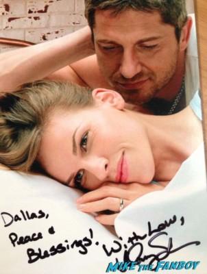 Hilary Swank signed autograph photo rare hot sexy singer photo shoot