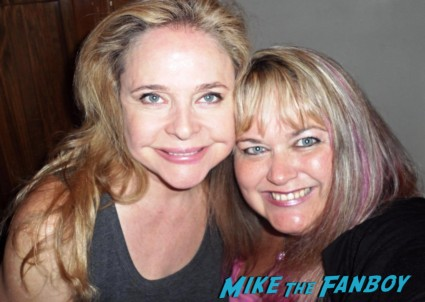 Priscilla Barnes signing autographs for fans now 2013 what happened to priscialla barnes hot sexy three's company star