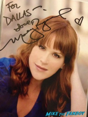 Molly ringwald signed autograph photo rare promo pretty in pink star hot sexy rare