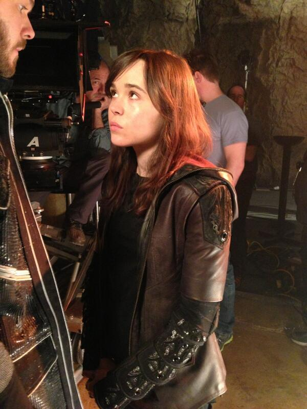 Kitty pryde ellen page x-men days of future past behind the scenes photo still hot rare Kitty_Pryde_in_X3 ellen page as Kitty Pryde in X-Men The Last Stand hot sexy juno star days of future past
