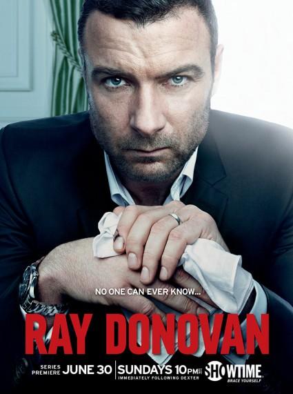Ray Donovan poster rare promo hot sexy liev schrieber rare promo _S1_720x968-1