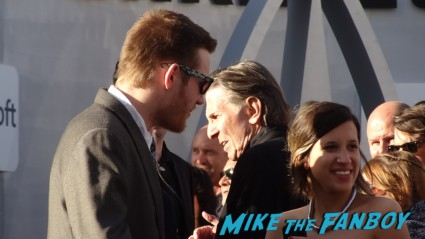 leonard nimoy at star trek into darkness movie premiere signing autographs chris 017