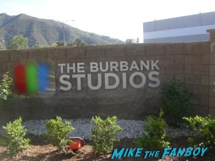 The tonight show with jay leno burbank studios sign