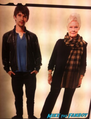 peter and alice london's west end judi dench ben whishaw rare poster rare promo