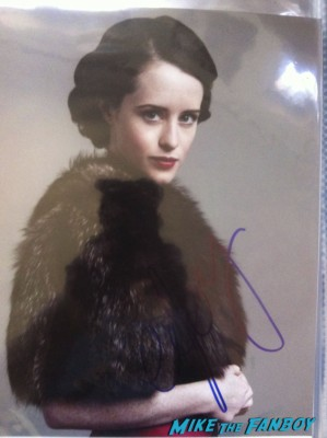 Claire Foy signing autographs for fans london's west end rare signed autograph 007 skyfall poster rare promo peter and alice london's west end judi dench ben whishaw rare poster rare promo