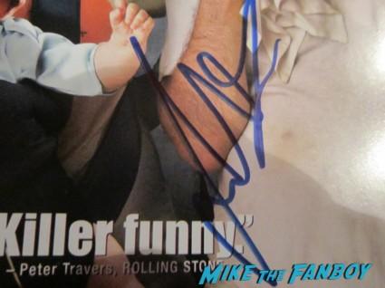 Justin Bartha autograph signed hangover dvd cover rare promo hot