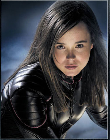 Kitty_Pryde_in_X3 ellen page as Kitty Pryde in X-Men The Last Stand hot sexy juno star days of future past