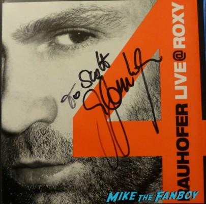 Live @ Roxy 4 Peter Rauhofer signed autograph CD rare dj set promo poster rare hot  April 29, 1965 – May 7, 2013 live in concert rare dj set