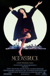 Moonstruck one sheet movie poster rare promo hot the sonny and cher comedy hour variety show Cher academy awards outfit rare promo hot naked singer