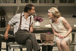 Miss-Julie geffen theater logan marshall green lily rabe rare