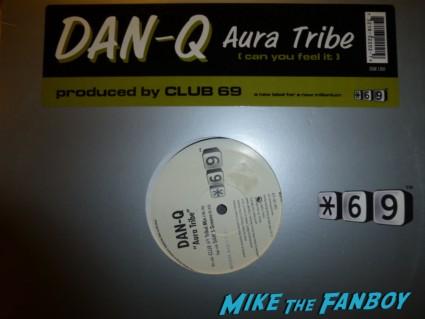 Dan Q vinyl lp remix Peter Rauhofer April 29, 1965 – May 7, 2013 live in concert rare dj set