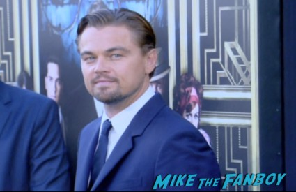 The Great Gatsby red carpet premiere leonardo dicaprio hot sexy rare