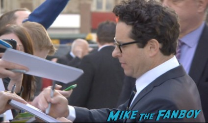 jj abrams signing autographs Star Trek into darkness london movie premiere chris pine zachary quinto hot sexy photos