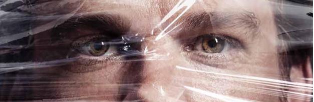 Dexter season 8 final season promo poster banner michael c hall rare hot sexy serial killer showtime series