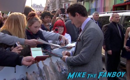 Luke Evans signing autographs Fast And Furious 6 London UK Premiere Report & Photo Gallery! Paul Walker! Luke Evans! Vin Diesel! Michelle Rodriguez! Jordana Brewster! Ludacris! Tyrese! Autographs! Photos! And More!