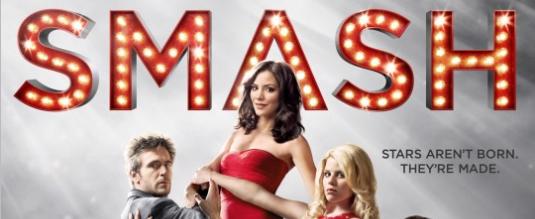Smash logo promo movie poster anjelica huston rare cancelled nbc series
