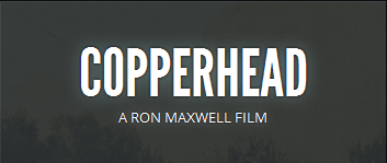 copperhead ron maxwell film logo title rare promo