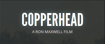 copperhead ron maxwell film logo title rare promo
