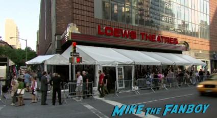 Now You See Me Movie Premiere New York City Mark Ruffalo Michael Caine Jessie Eisenberg Morgan Freeman Woody Harrelson