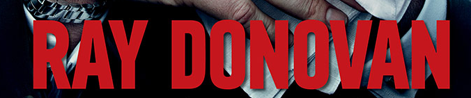 Ray Donovan logo rare promo poster key art liev schrieber