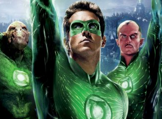 Green lantern the piece of shit poster and movie ryan reynolds armpit