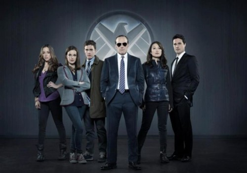 agents_of_shield cast photo logo clark gregg agents_of_shield poster banner rare promo logo hot