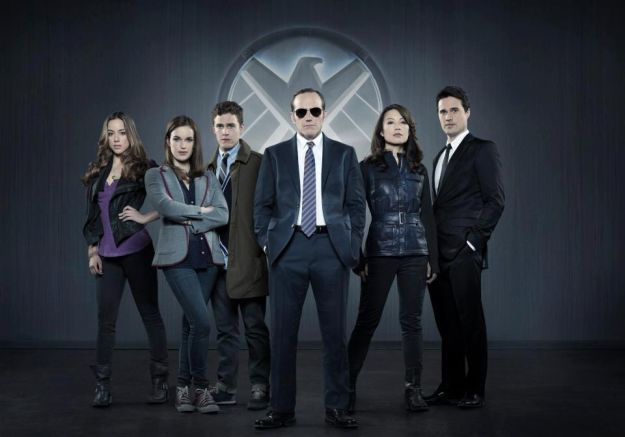 agents_of_shield cast photo logo clark gregg agents_of_shield poster banner rare promo logo hot