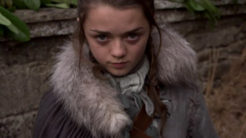 The Top 5 Arya Stark Moments From Game Of Thrones Mike The Fanboy