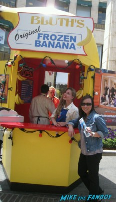 The arrested Development banana stand the grove los angeles
