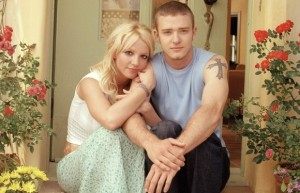 britney_justin sexy photo posing together muscle photo justin timberlake