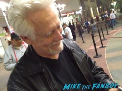 bruce davison signing autographs for fans lords of salem movie premiere