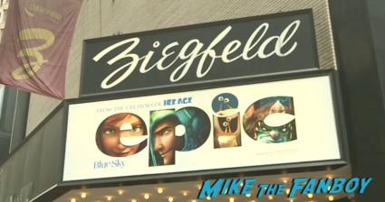 Epic World Movie Premiere Photo Gallery! Colin Farrell! Amanda Seyfried! Jason Sudeikis! Chris O'Dowd! Kyle MacLachlan! MTF On The Red Carpet!