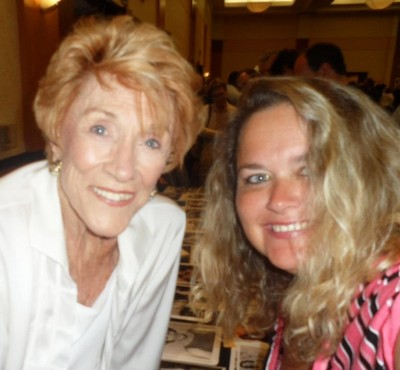 jeanne Cooper fan photo signing autographs for fans rare promo hot sexy rare young and restless star the young and restless logo rare promo jeanne cooper the young and restless rip headshot rare promo winning an emmy Jeanne Cooper's memoir was released last July.